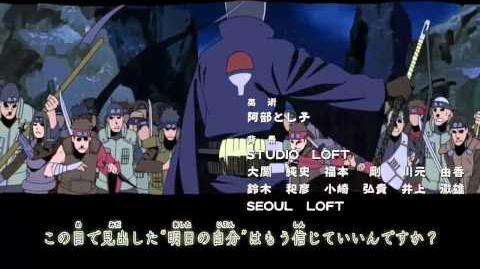 Naruto Shippuden Ending 28
