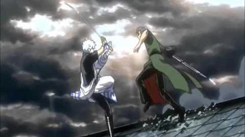 Gintoki Vs Nizou Benizakura Arc.wmv