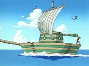 Barco Megane