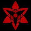 Mangekyō Sharingan Eterno de Sasuke
