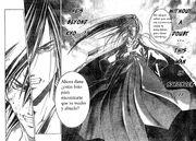 Kyo Aparece ante Mizuken
