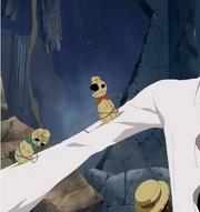 Jutsu Regeneración de Muñecos Malditos