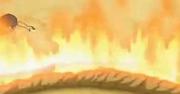 Corte de Fuego