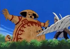 Ultima Fuerte Defensa Absoluta - Escudo de Shukaku