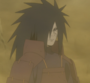Uchiha Madara anime