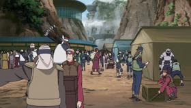 Cuartel General de la Alianza Shinobi