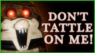 "TATTLETAIL SONG ""Don't Tattle On Me"" ► Performed by Caleb Hyles FANDROID!"