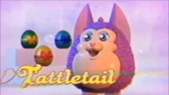 The Tattletail Trailer but it is only the AD