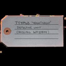 NightNightTag