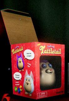 Tattletail Box