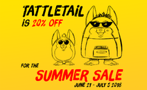TattleTaleSteamSale