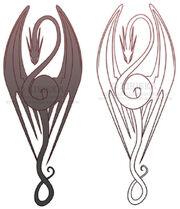Zacchi Dragon Tattoo by Kiriska