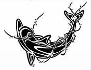 Normal Tattoo delfin