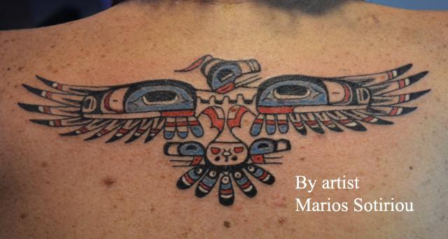 Aztec Eagle Meaning Tattoo - The Best Eagle 2018