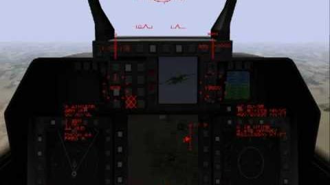 F-22 TAW Missile Evasion