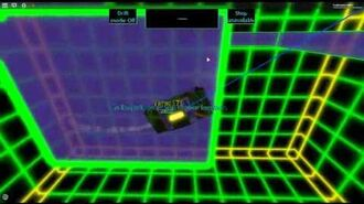 ROBLOX Taxi Simulator Wall Driver Course Master's Road