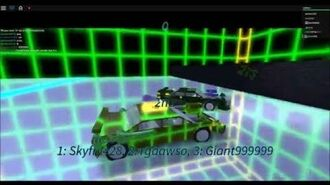 Roblox - Taxi Simulator Multiplayer Racing-2