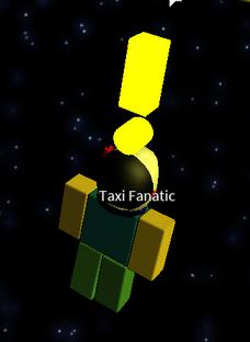 TaxiFanaticinspace