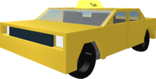 Modded Physics Taxi