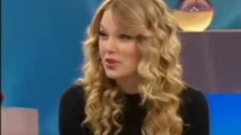 Taylor Swift Interview on Loose Women