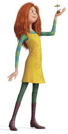 Audrey Dr. Seuss Lorax