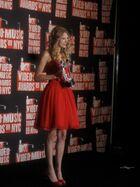 Taylor Swift 2009 MTV VMA