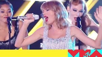 Taylor Swift Performs 'Shake It Off' 2014 Video Music Awards