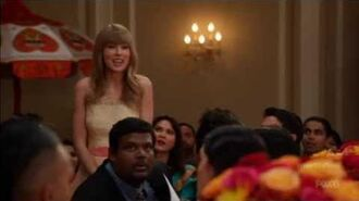 Taylor Swift in New Girl