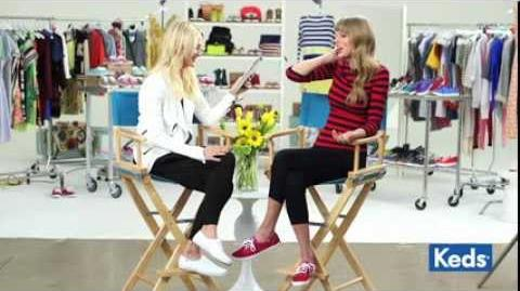 Taylor Swift on Style Outtakes