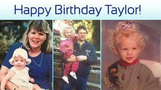 HAPPY BIRTHDAY TAYLOR SWIFT! (2015)