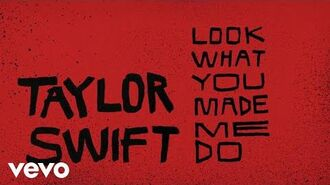 Taylor Swift - Look What You Made Me Do (Lyric Video)