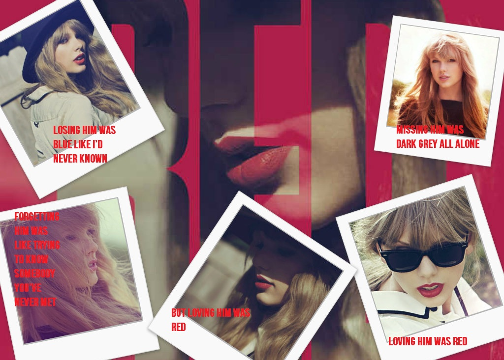 Red (song) | Taylor Swift Wiki | FANDOM powered by Wikia
