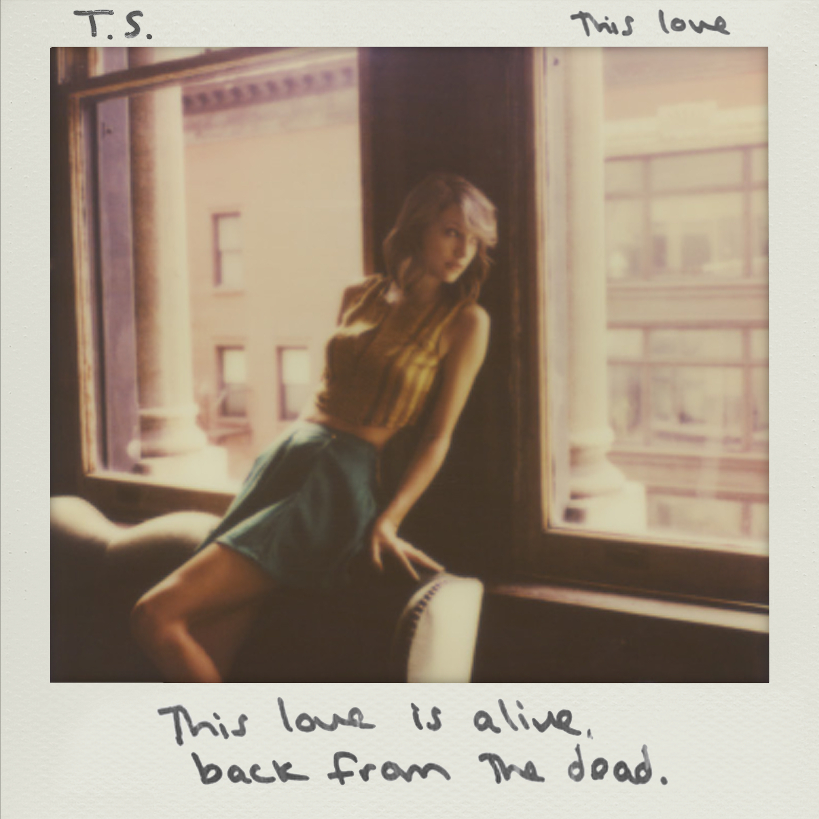 you re in love taylor swift
