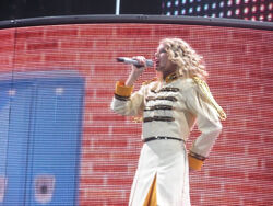 Taylor Swift - Fearless Tour - Foxboro 02