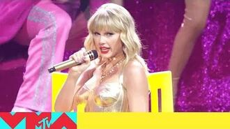Taylor Swift Performs 'You Need to Calm Down' & 'Lover' 2019 Video Music Awards