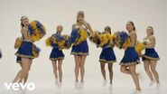 Taylor Swift - Shake It Off Outtakes Video -1 - The Cheerleaders (Behind The Scenes)