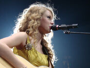 Taylor Swift Live