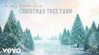 Christmas Tree Farm (lyric video)