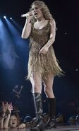 Speak Now tour SF