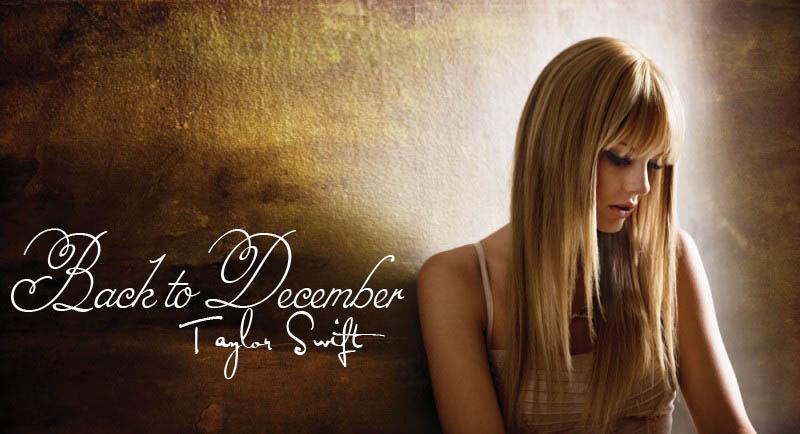 Back to December   Taylor Swift Wiki   FANDOM powered by Wikia