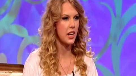 Taylor Swift on Paul O'Grady The Interview Part One