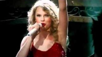 Taylor Swift - Better Than Revenge (Live From Speak Now Tour)