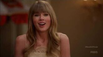 New Girl (Taylor Swift's scene)