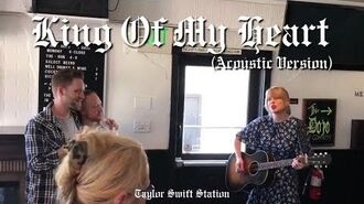 King of My Heart (Live Acoustic at Alexander Goldschmidt and 's Engagement Party)