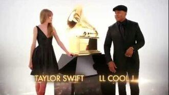 Grammy 2012 Promos Taylor Swift & LL Cool J