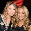 Taylor and Carrie Underwood