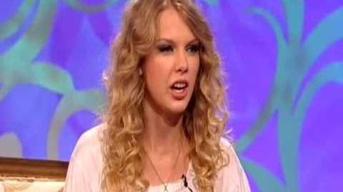 Taylor Swift on Paul O'Grady The Interview Part 2