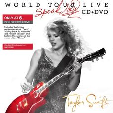 Speak Now Live Target