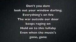 Taylor Swift - Safe and Sound Lyrics