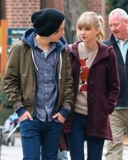 Haylor New York Candid